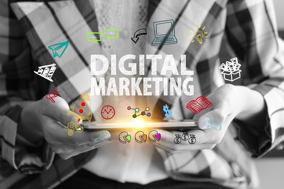 Digital Marketing: How to Get Started